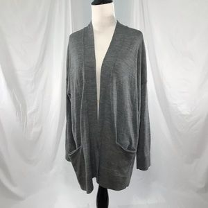 The Loft Wool Cardigan Sz XXL